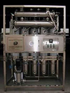 China Multi-effect Distilled Water Machine(LD500-5) on sale