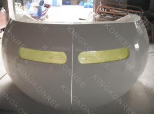 China Fashion Style Office Reception Desk ,Reception Counter,Bar Counter on sale