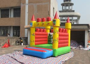 China Animal Style Inflatable Castle Bouncer , Children'S Outdoor Inflatable Bouncers on sale