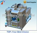 A máquina automática da destilação do óleo de motor, seca e desgaseifica, restaurando a viscosidade, valor de PH, ponto de inflamação, nenhum todo o produto químico