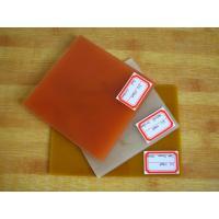 Colorful Polyurethane Sheet / Smooth PU Sheet 35-155KN/M Good Machining