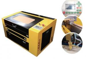 China Co2 Laser Engraving Machine 320x200mm For Stamp Making And Timber Engraving on sale
