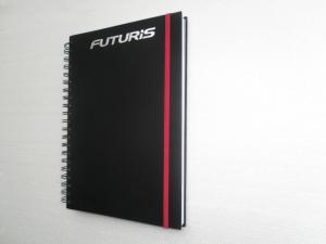 China Corporate Spiral Bound Notebook Printing Services on sale