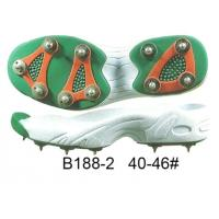 PROFESSIONAL GOLF SHOE SOLES FULL SPIKES