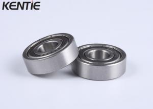 China Food Grade AISI304 Deep Groove Ball Bearings S6000ZZ 10*26*8mm on sale