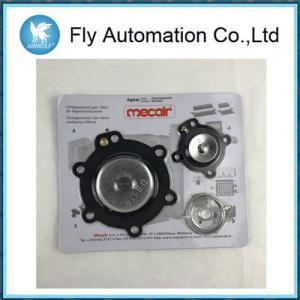 Quality PENTAIR MECAIR DB114 Diaphragm Repair Kits NBR / Viton / Nitrile Integral Or Remote Pulse Jet Valves for sale