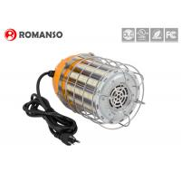 China Aluminum Cage 150W LED Temporary Work Lights Outdoor String Lights Explosion Proof on sale