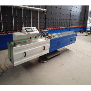 China Automatic Insulating Glass Butyl Extruder Machine 28m / min Extrudering Speed on sale