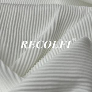 China Recycled Repreve Nylon Ribbed Swimwear Fabric on sale