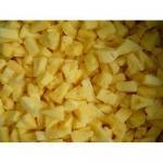 Abacaxi congelado