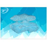 Non woven blue pp disposable surgical shoe cover for Medical use