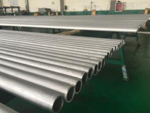 Quality Tubulação sem emenda de aço inoxidável, DIN17456 EN 10216-5 TC do RUÍDO 17458, for sale