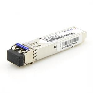 GLC-FE-100FX, Cisco compatible 100BASE-FX SFP Transceiver for 2KM