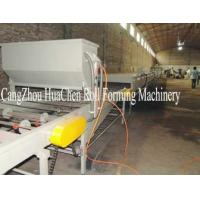 Cold Roll Forming Type Metal Stud Roll Forming Machine 8-10m / Min