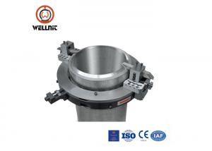 China Aluminum Alloy Clamshell Pipe Cutter Electric Driven Steel Pipe Beveler on sale