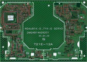 China Electrical Integrated Multilayer Circuit Board PCB For Industrial Control on sale