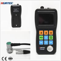 China A Scan B Scan Thru Paint Ultrasonic Thickness Gauge Echo-Echo.Wall Thickness Gauge on sale