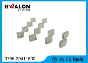 China Metallized MCH Ceramic Heater PTC Pills Small Ceramic Heating Element Rectangular Disk on sale