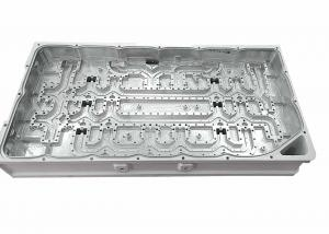 China AISI DIN A356-T6 Custom Aluminium Enclosure Proof Box With OEM Service on sale