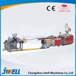 Jwell UPVC/PVC-C Solid Wall Pipe PVC Extrusion Process