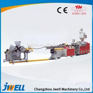 China Jwell JWG-PA/PP/PLA 3D Printing Wire/Special Car Small Oil Pipe Plastic Extrusion Molding Process on sale