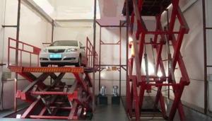 China Heavy Duty Scissor Lift/Small Scissor Lift Table /Portable Scissor Lift on sale