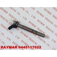 BOSCH Common rail injector 0445117021, 0445117022 for AUDI, VW 059130277CD