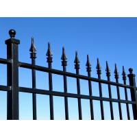 China Steel Fence Panels & Gates for High Security on sale
