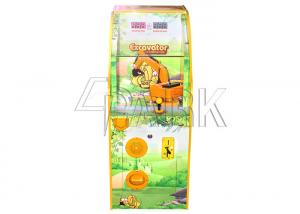 China Attractive Kids Claw Candy Ball Machine / Crane Catching Vending Game Machine on sale