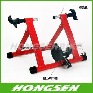 China HS-Q02A wholesale wire control fitness bike home trainers on sale