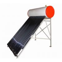 pressurized solar hot water heater