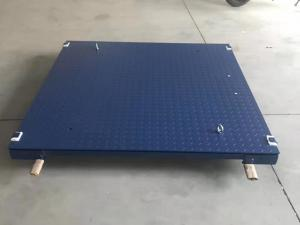China 3000Kg Mettler Toledo Industrial Scales Low Profile Platform Scale 1.2x1.2M on sale