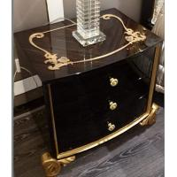 Wood Modern Antique Wooden Night Stand TB-005