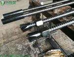 Parafusos de âncora de aço do aço de perfuração do auto dos parafusos de âncora da liga R38N