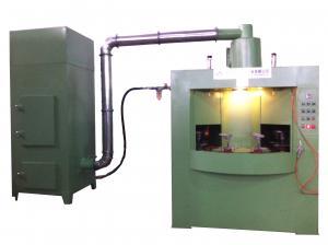 China Custom Industrial Automatic Sandblasting Machine Environment Protection on sale