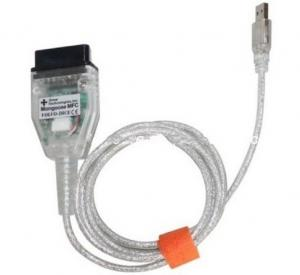 China Mongoose For Volvo Vida Dice Diagnostic Cable Interface , Auto Diagnostic instrument on sale