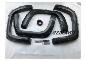 China No Drill Install 4x4 Wheel Arch Flares ABS For Volkswagen Amarok Pickup Accessories on sale