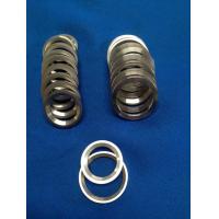 Co Cr W Alloy Round Rotary Shaft Seal Powder Metallurgy Processing