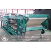 China Sludge Dewatering Filter Press on sale