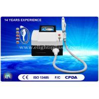 Woman Vascular E Light IPL RF Beauty Machine 3 Handpieces , CE Approve