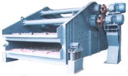 China Liner vibrating sieve / linear vibration screen / ore screen on sale