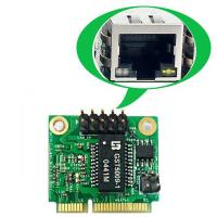 China Gigabit Ethernet Pci Express Network Card IPC Parts For Network Routing on sale