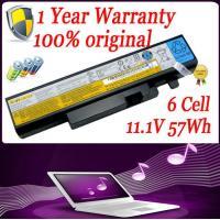 Original batteria del computer portatile For Lenovo IdeaPad Y460 Y560 Battery 57Y6440 L09L6D16 L09N6D16 Laptop Battery