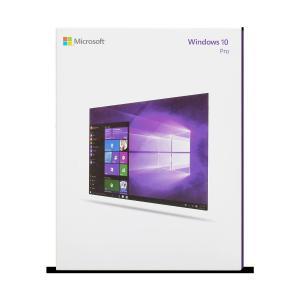 China English / Korean Windows 10 Pro Retail Version , Windows 10 Pro Retail USB For 1 PC on sale