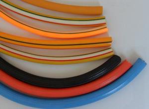 China 200psi Max PVC Compressor Air Hose Safety Orange on sale
