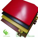 3mm  Aluminium Panel Sheet 1.5 - 10mm Thickness Fence / Facade Decoration