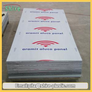 China Removable PE Stretch Film , Blue Protective Film For Stainless Steel Appliances on sale
