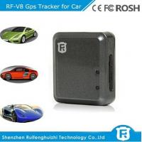 China Made in china gps tracker car hot selling rf-v8 free online software gps sim card tracker on sale