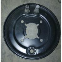 Black Custom Car Rear Axle , Drum Disk Brakes Without Brake Shoe