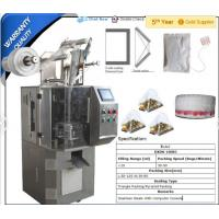 tea coffee bag machine